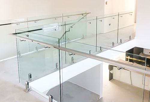 Commercial Glass Fencing and Railing Santa Ana