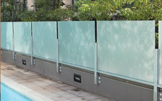 Glass Wind Walls and Fences
