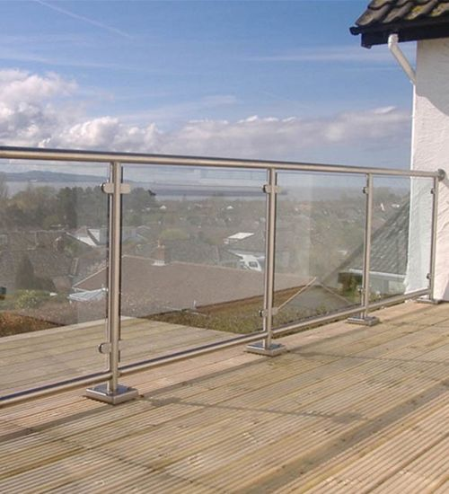Glass walls glass wind walls and barriers installation